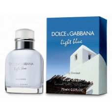 Dolce & Gabbana Light Blue Living Stromboli pour homme