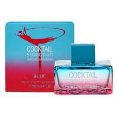 Antonio Banderas Cocktail Seduction Blue Woman