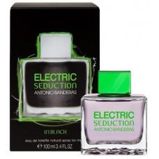 Antonio Banderas Electric Seduction In Black