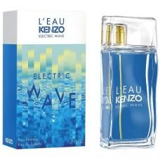Kenzo L'Eau Kenzo Electric Wave pour Homme